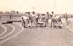 1st Hachsharah Balfouria '45 (Dot Sadowsky)