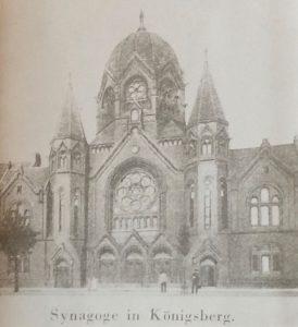 Königsberg Synagogue
