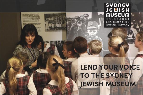 sydney-jewish-museum-guide-course