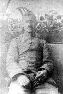 August Katz, Boer War