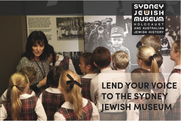 sydney-jewish-museum-guide-course
